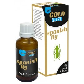 Spain Fly men GOLD strong
